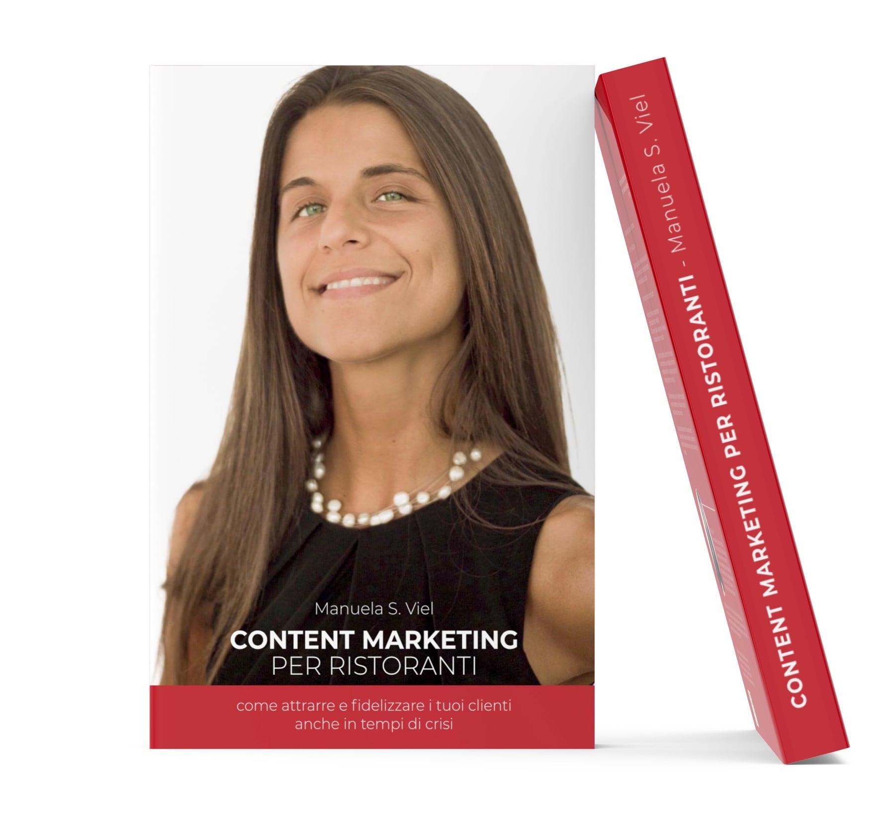 Il mio nuovo libro Content Marketing per Ristoranti - come attrarre e fidelizzare clienti anche in tempi di crisi